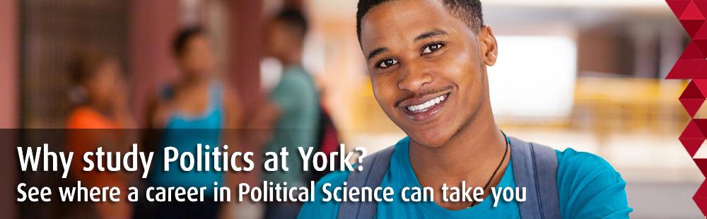 Why study Politics at York?