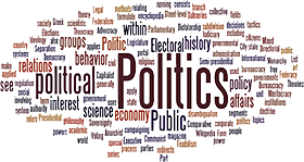 POLS word cloud
