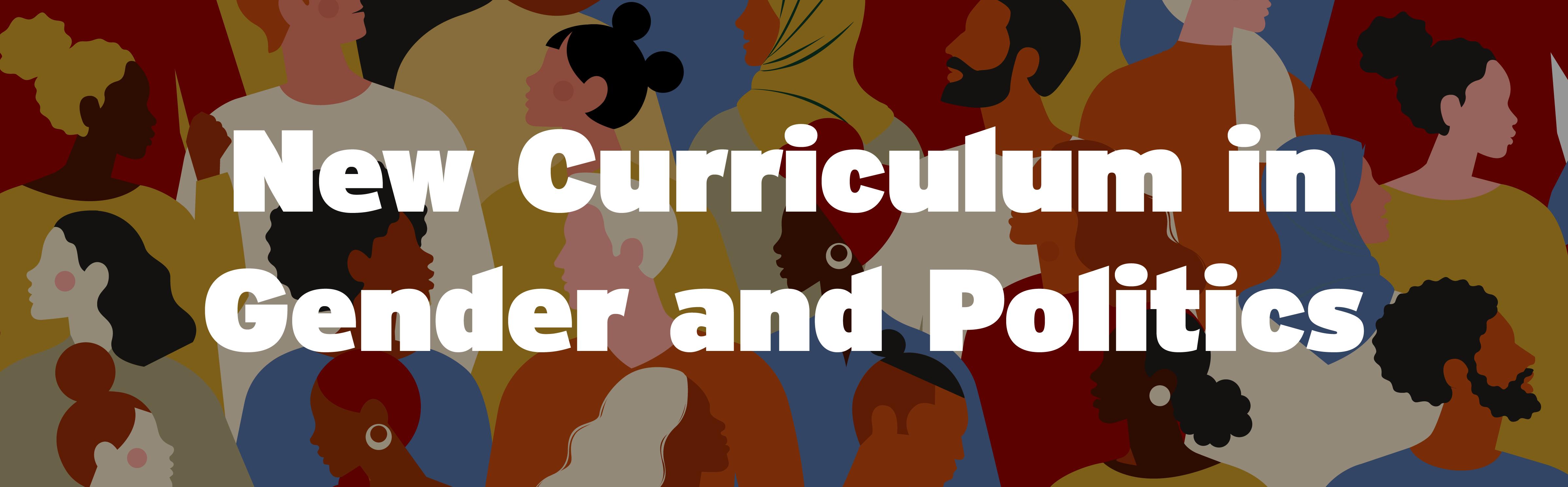Introducing: Gender & Politics